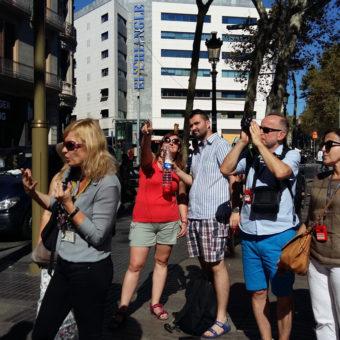 Zwiedzanie Barcelony z Polskim przewodnikiem